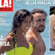 Fernando Alonso - Lara Alvarez, storia finita causa privacy 6