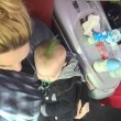 Laura Chiatti tinge i capelli al figlio di 1 anno. E i fan..