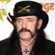 Lemmy Kilmister dei Motorhead