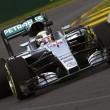 Formula 1: Gp Australia, griglia di partenza. Hamilton pole