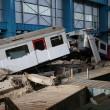 Londra, crolla palazzo su metro. Ma è solo esercitazione...03