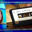 Lory Del Santo a Domenica Live: figlio morto, Eric Clapton..3