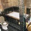 Russia: appartamento ricoperto d'oro, anche il water5