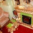 Russia: appartamento ricoperto d'oro, anche il water3