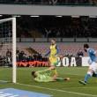 82' Riccardo Meggiorini (Chievo) viene punito col giallo dopo l'infrazione. 80' Per poco! Il tiro di Gonzalo Higuain (Napoli) dal limite termina largo davvero di poco sulla sinistra.