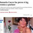 """Isabella Noventa, Manuela Cacco perde 6 kg: """"Dirò la verità"""""""