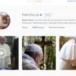 Papa Francesco su Instagram2