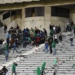 YOUTUBE Raja Casablanca: scontri tifosi allo stadio, 2 morti8