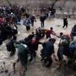 YOUTUBE Migranti morti mentre attraversavano fiume confine