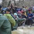 YOUTUBE Migranti morti mentre attraversavano fiume confine 4