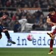Roma-Inter 1-1, pagelle-highlights: Perisic-Nainggolan-Dzeko