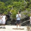 Isola, infortunio per Simona Ventura nella prova leader 2