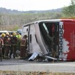 Spagna: incidente bus in Catalogna, 14 studenti morti 2