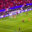 Benfica-Bayern Monaco 2-2 foto highlights video gol_1