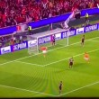 Benfica-Bayern Monaco 2-2, highlights-foto Champions League