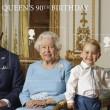Famiglia reale, FOTO per i 90 anni della Regina Elisabetta 3