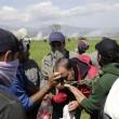 Idomeni: lacrimogeni contro migranti14
