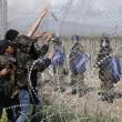 Idomeni: lacrimogeni contro migranti7