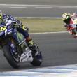 Moto Gp Spagna, Valentino Rossi vince, poi Lorenzo e Marquez8