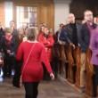 Prete contro aborto, fedeli lasciano chiesa a Varsavia2