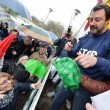 """Salvini sotto casa Fornero: """"Chieda scusa per legge"""