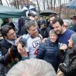"""Salvini sotto casa Fornero: """"Chieda scusa per legge5"""