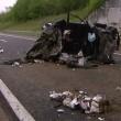 Francia, incidente mortale in autostrada: papà e figli morti 02