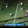 Diakite video gol Sampdoria-Lazio con Goal Line Technology_2