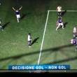 Diakite video gol Sampdoria-Lazio con Goal Line Technology_3