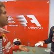La lite tra Sebastian Vettel e Daniil Kvyat