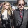 Amber Heard evita carcere: portò suoi cani in Australia illegalmente01