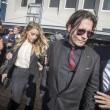 Amber Heard evita carcere: portò suoi cani in Australia illegalmente03