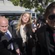 Amber Heard evita carcere: portò suoi cani in Australia illegalmente10