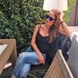 """Anna Tatangelo torna in tv e si infuria: """"Non sono valletta"""" 2"""