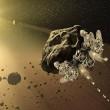 Asteroidi, da minaccia a nuove basi spaziali: progetto Nasa