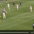 Pinilla video gol rovesciata Atalanta-Milan 2-1