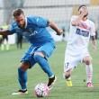 Carpi-Empoli 1-0: foto-pagelle-highlights, Lasagna gol_4