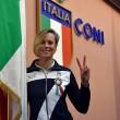 Olimpiadi Rio 2016, Federica Pellegrini portabandiera Italia_4