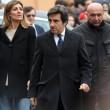 Cesare Maldini, FOTO funerali. Seedorf, Sheva, Berlusconi...16