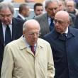 Cesare Maldini, FOTO funerali. Seedorf, Sheva, Berlusconi...15