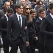 Cesare Maldini, FOTO funerali. Seedorf, Sheva, Berlusconi...10