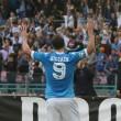 Gonzalo Higuain, piano Napoli: ridurre squalifica a 2 turni