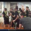 Juventus festa scudetto 2016 spogliatoio video_5