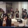 Juventus festa scudetto 2016 spogliatoio video_8