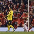 YOUTUBE Liverpool-Borussia Dortmund 4-3: gol e highlights
