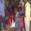 VIDEO YOUTUBE India, nozze sposa bambina tra pianti e... 3