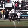YouTube, Inghilterra: gol da centrocampo al 94' di Harvey2