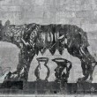 Lungotevere: murales di William Kentridge racconta Roma FOTO
