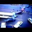 Brasile, picchetto pro-Rousseff: bus sfonda barriera6