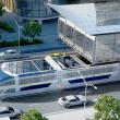 Bus del futuro passa sopra le auto7
